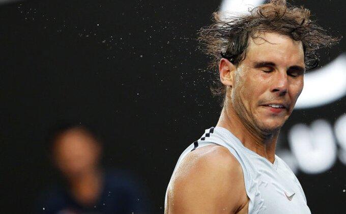 AO - Nadal četiri sata krčio put do četvrtfinala i ostao prvi