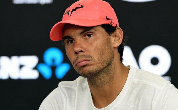 Biće to poseban događaj - Nadal i Federer zajedno na crnom terenu