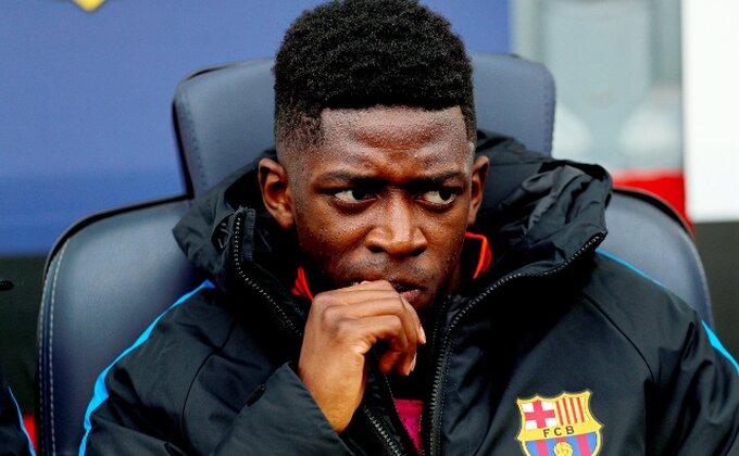 Skandal na pomolu u Barseloni, Dembele žrtva rasizma u sopstvenom klubu!?