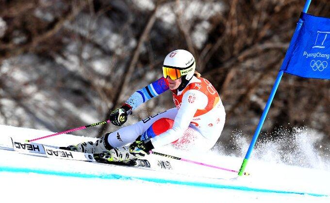 Ignjatović zauzela 20. mesto u alpskoj kombinaciji