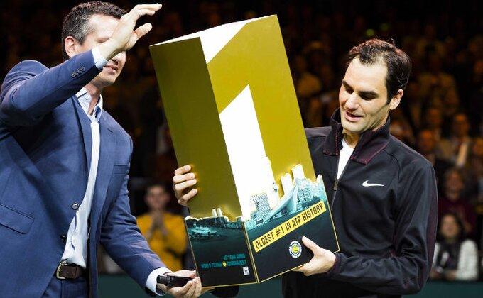 Najstariji broj 1 - Federer se vratio na tron!