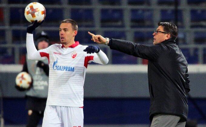 """Milojević: """"Dobra utakmica, ali želim kontinuitet u igri"""""""