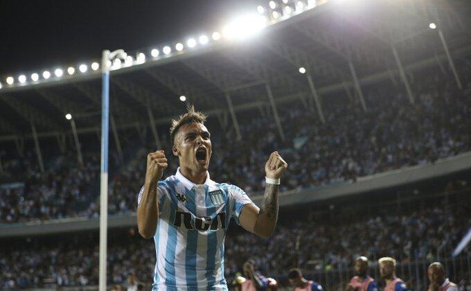 Majstorija Lautara Martineza, Inter poveo protiv Atletika!