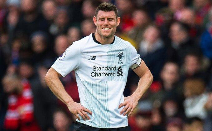 "Milneru hitno potrebna pomoć - Vezista Liverpula ""tvitom"" nasmejao čitav svet!"