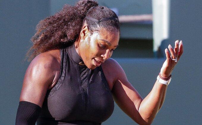 Serena Vilijams se povukla sa turnira u Madridu