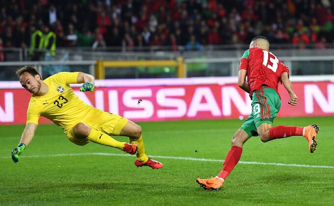 Marokanci bolji, Srbija poražena u Torinu