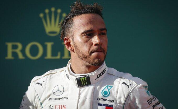 """Hamilton: """"Verovao sam u pobedu i pored teške situacije"""""""