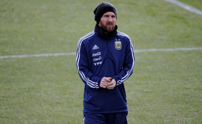 Argentinci u očaju, Mesi u suzama!