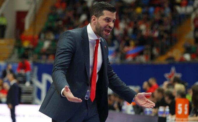 """Alimpijević: """"Morao sam da vodim računa o potrošnji igrača"""""""