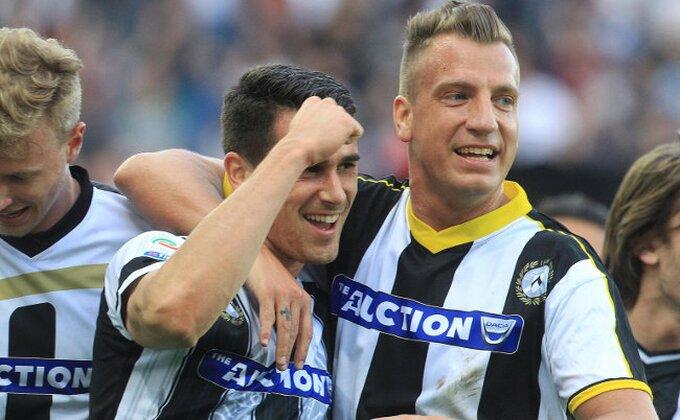 Nikad viđeno - Fudbaleri Udinezea nastupili u jedanaest različitih dresova!