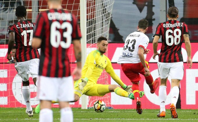 Kakav šok, Benevento OPET koban po Milan!
