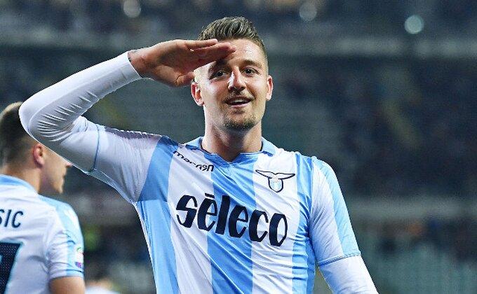 Lacio odbio 95 miliona evra za Sergeja!