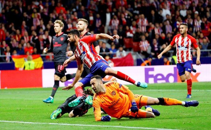 LE - Košta matirao Arsenal, Vengerov oproštaj od Evrope!