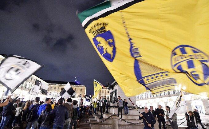 Kakva čast, navijači Juventusa se oprostili od legende rivalskog kluba!