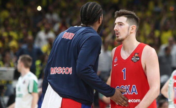 Moskovljani ''zatrpali'' koš Efesa, ubedljiva pobeda CSKA