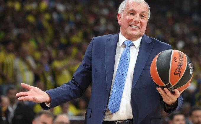 Željko Obradović se zahvalio četvorici košarkaša