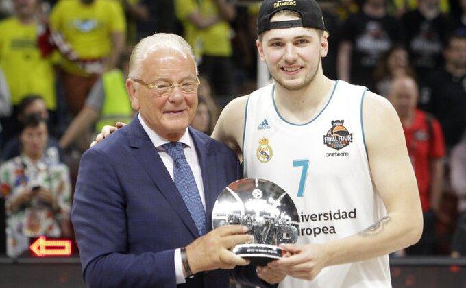 Luka Dončić ispred velikana Ex-Yu košarke!