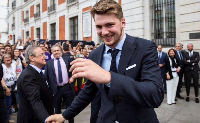 Dončić potpisao - Za početak, 5.5 miliona