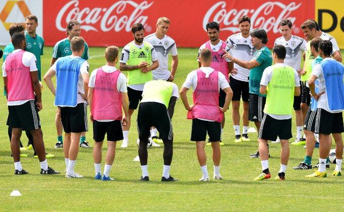 Definitivno nešto ne štima u Nemačkoj, Skandinavci bez golova