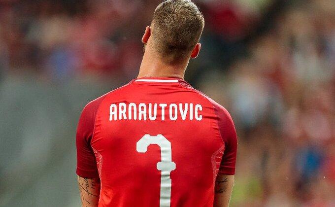 Srbi raspoloženi za fudbal, majstorija Arnautovića za špice!