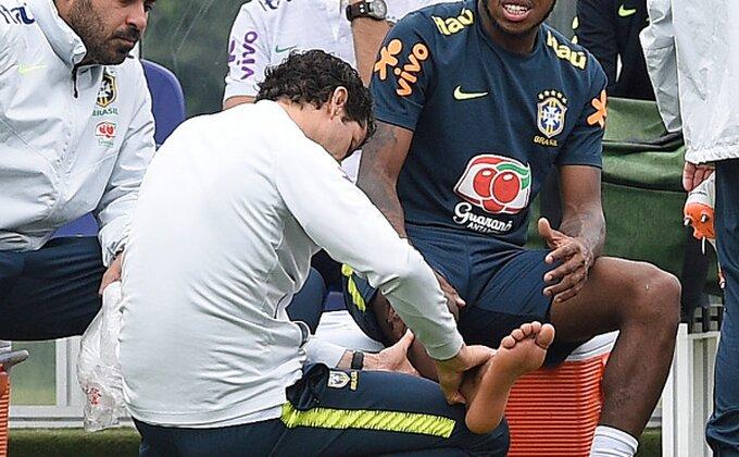Problem za Brazil, nova povreda!