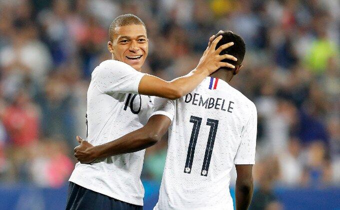 Francuzi se izvukli, opomena pred SP!