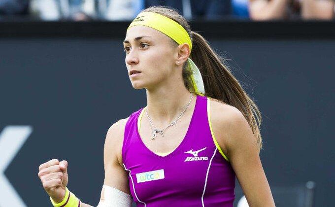 Aleksandra Krunić deklasirana na početku Montreala