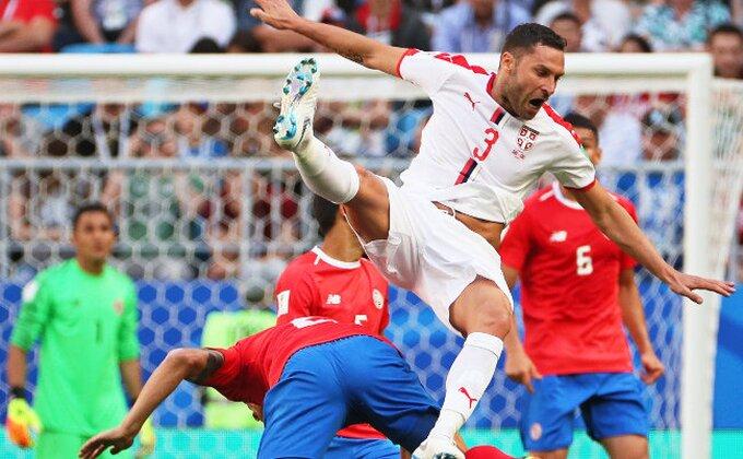 "Tošić o povredi ramena: ""Dobro je, nisam ja Salah"""