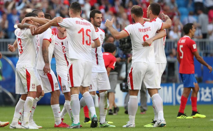 Šta mislite, da li su ''Orlovi'' više pretrčali protiv Kostarike ili protiv Švajcarske?