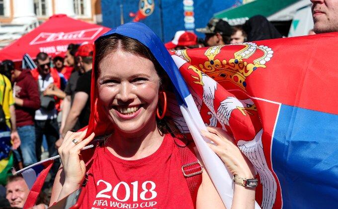 Baklje na ulicama, Srbi briljirali u Kalinjingradu!