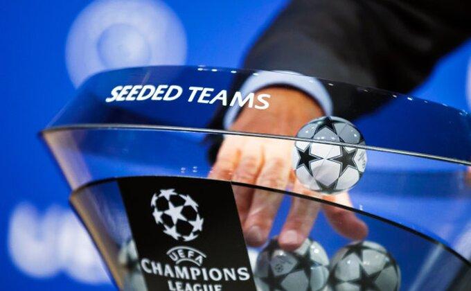 Finale Lige šampiona van Evrope?