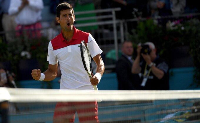 ATP - Smena na vrhu, napredak Novaka Đokovića