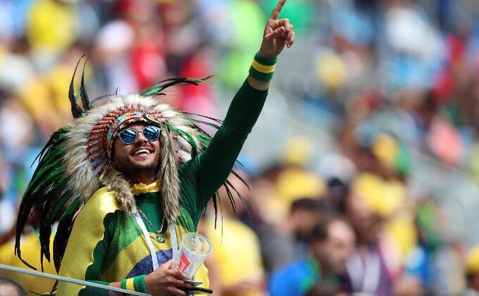 Brazilci bez milosti - Smislili pesmu za Mesija i Argentince!