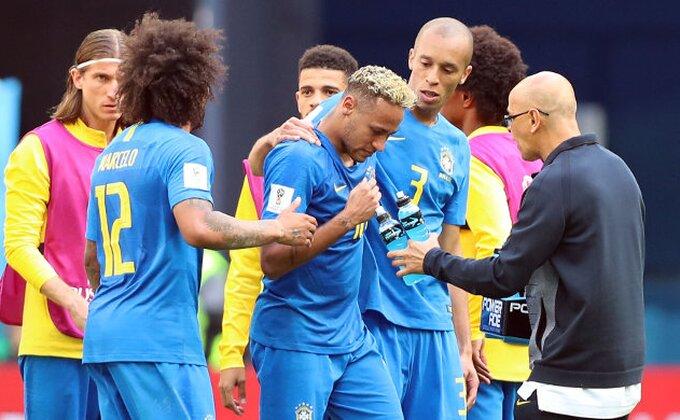 Brazil protiv Urugvaja u engleskoj prestonici