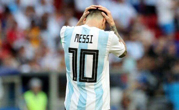 """Maradona o Mesiju: """"Neka nam kaže da odj....o!"""""""