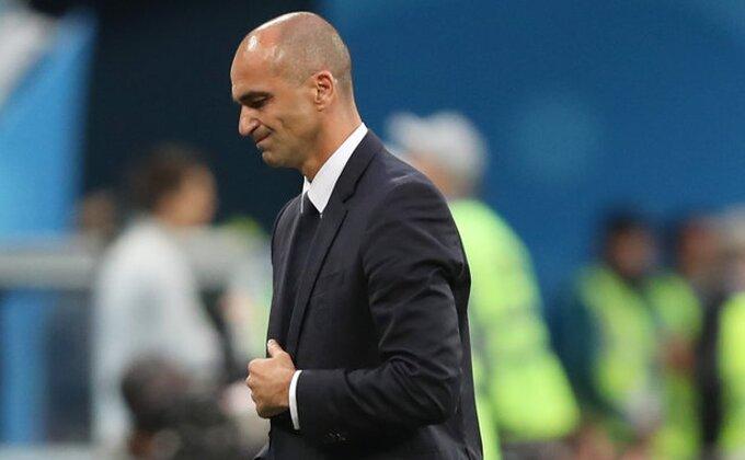 Martinez nema nameru da napušta klupu Belgije