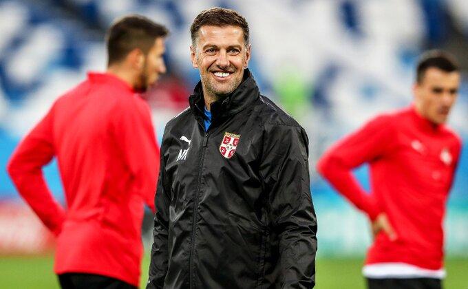 Krstajić doneo odluku, ovo je sastav Srbije!