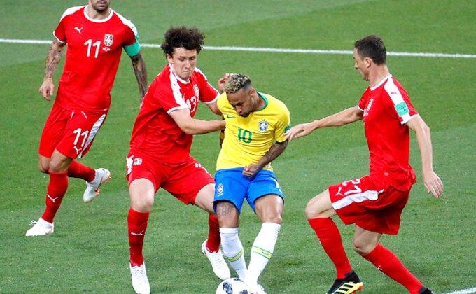 Utisci se slegli, Veljković ne prihvata svu krivicu za prvi gol Brazila