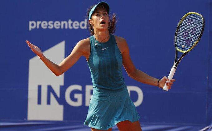 Olga Danilović i Eženi Bušar dozvolile preokret u finalu, ništa od titule!