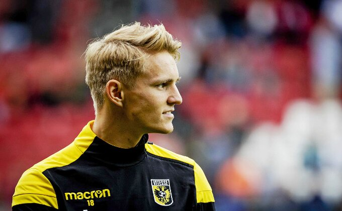Norvežanin želi nastupe u Primeri, Real bi da ga vidi u Ligi šampiona!