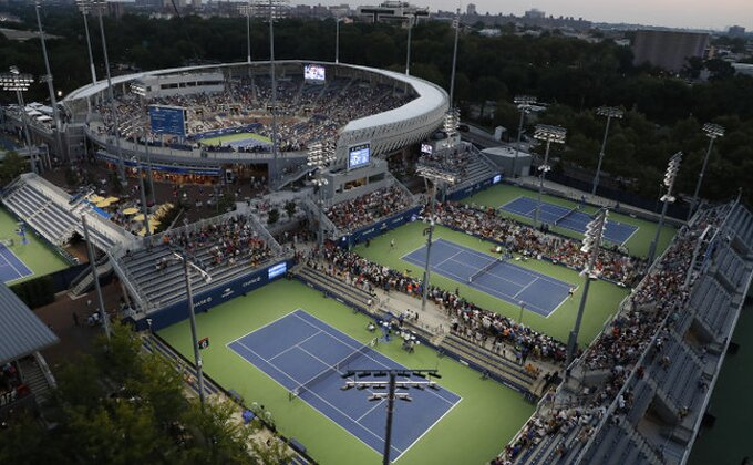 Kiz u četvrtfinalu US Opena