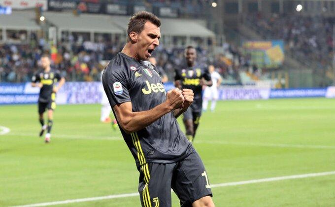 Ronaldova agonija i nova pobeda Juventusa uz briljantnog Mandžukića!