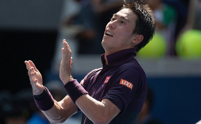 US Open - Nišikori preko Kolšrajbera do četvrtfinala