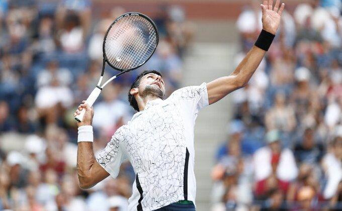 US Open - Novak nezadrživ, čekamo Federera!