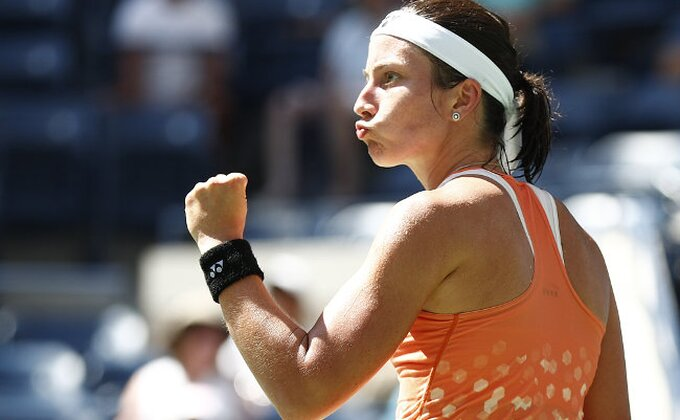 Sevastova prva polufinalistkinja US Opena
