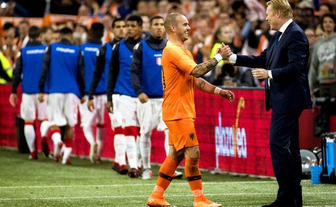 """Iznervirani Snajder: """"Ovo je moja poslednja utakmica u Kataru!"""""""