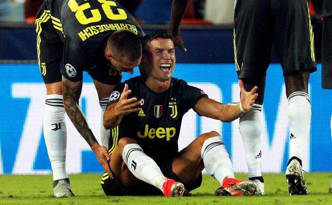 Ove utakmice će Kristijano Ronaldo propustiti zbog Feliksa Briha!