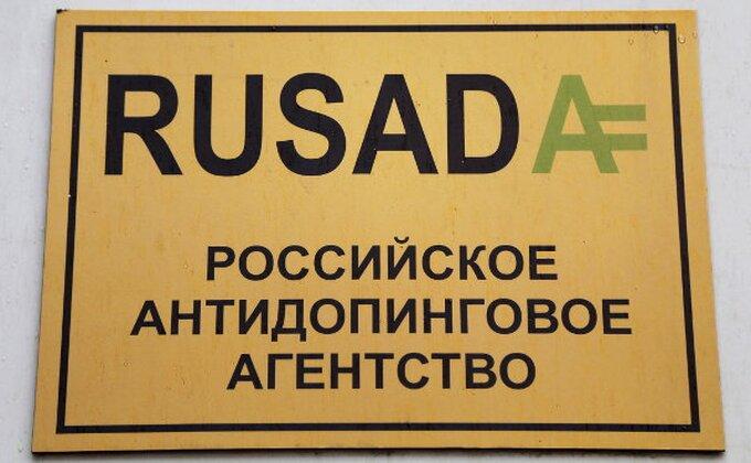 WADA vratila dozvolu za rad Ruskoj antidoping agenciji