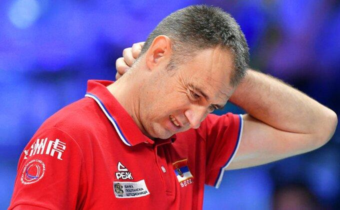 Veliki Nikola Grbić, suze koje su obišle odbojkaši svet