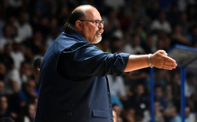 """Džikić: """"Važna utakmica, naši ciljevi u ABA ligi poznati"""""""